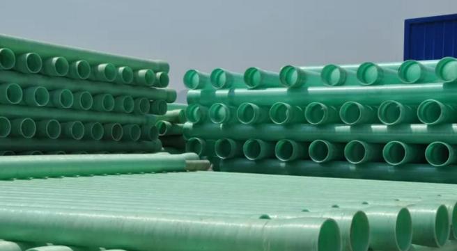 玻璃纤维增强塑料夹砂(RPM)管